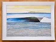island-surf-painting